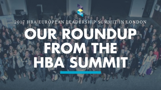 2017 HBA European Leadership Summit Roundup