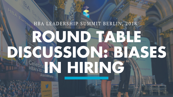 People, Purpose & Passion – Zocket at HBA European Leadership Summit in Berlin